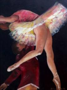 Ballet couple 1