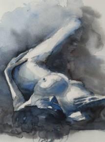 Nude – blue 1