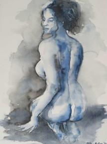 Nude – blue 3