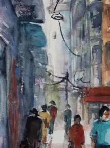 Street view at Galata 2